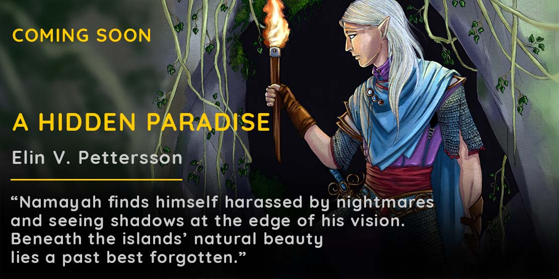 Tales From Haran book banner